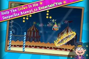 Screenshot of Fling Clowny