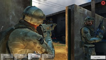Screenshot of Arma Tactics THD