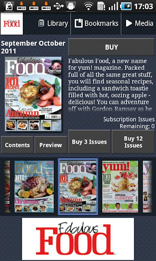 Fabulous Food Magazine