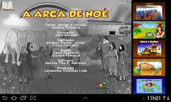 Screenshot of Noah's Ark