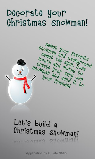 My Christmas Snowman