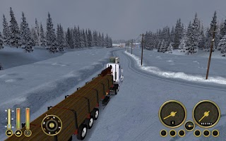 Screenshot of Truck Parking HD