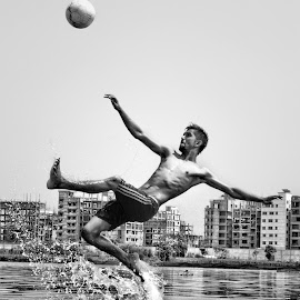 The Liquid Bicycle  by Abdulla Al Rafi - Sports & Fitness Soccer/Association football (  )