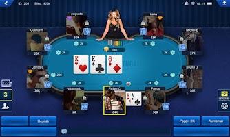 Screenshot of Poker Portugal HD