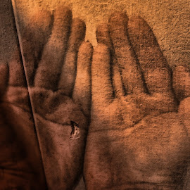 by Todd Yoder - Artistic Objects Other Objects ( hands, texture, shadow, light, manipulation )