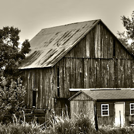by Stephanie Doscher - Buildings & Architecture Decaying & Abandoned