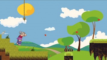 Screenshot of Granny Run