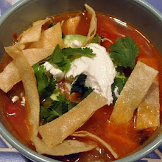 Holly's Tortilla Soup