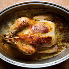 Wheat Beer Roasted Chicken