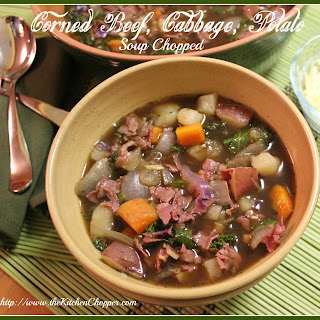 Corned Beef Potato Soup Recipes