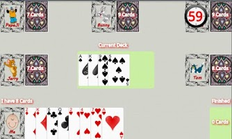 Screenshot of Bhabhi - The Card Game
