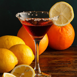 Red Tequila by Luiz Laercio - Food & Drink Alcohol & Drinks
