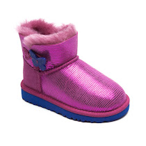UGG Mini Bailey Button Lizard SS13 UGG