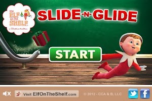 Screenshot of Slide-n-Glide-Elf on the Shelf