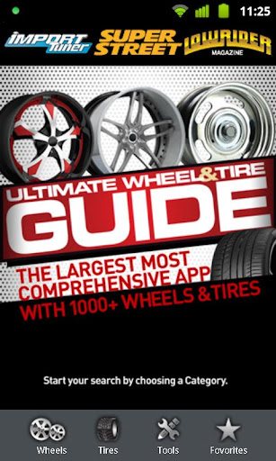 Ultimate Wheel Tire Guide