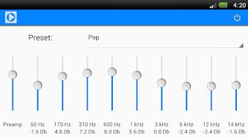 Screenshot of Ultimate Media Player