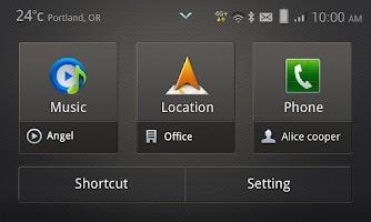 Screenshot of Drive Link