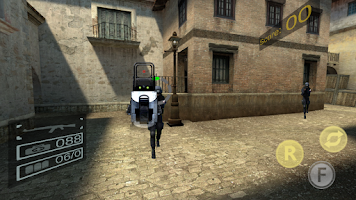 Screenshot of SWAT Shooter -unreal Overkill