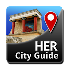 Heraklion City Guide(by H.P.A) icon