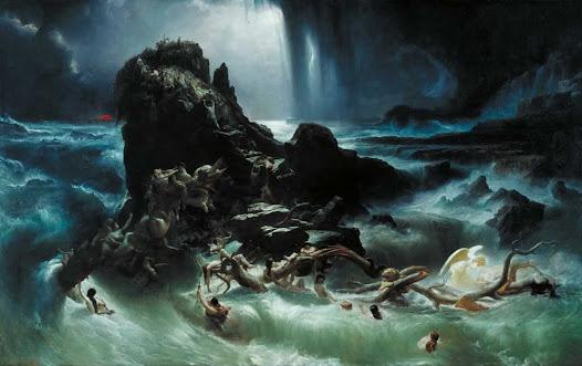 Danby Francis, Il diluvio