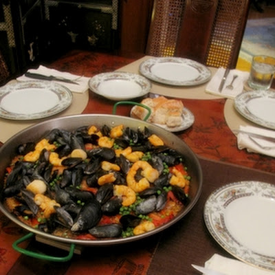 Birthday Paella
