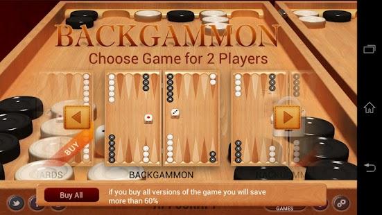 Backgammon APK for Nokia