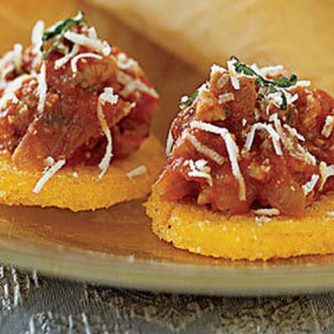 sausage mozzarella casserole recipes dishmaps polenta sausage polenta ...