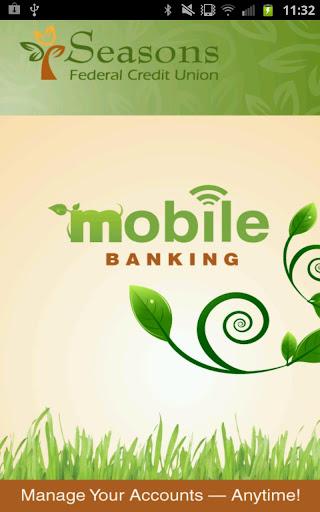 Seasons FCU Mobile Money