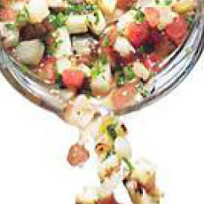 Jicama-and-Watermelon Salsa