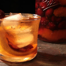 Marge's Brandy Old Fashioned