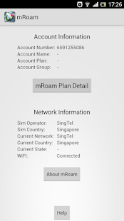 mRoam for CH China Unicorn - screenshot
