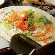 NY Dosas' Pondicherry Dosa from 'New York a la Cart'