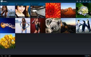 Screenshot of Qloud Media