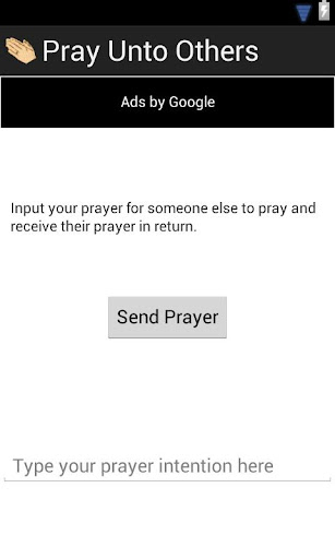 Pray Unto Others