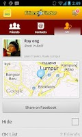 Screenshot of Digi Friend Finder