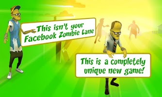 Screenshot of Zombie Lane