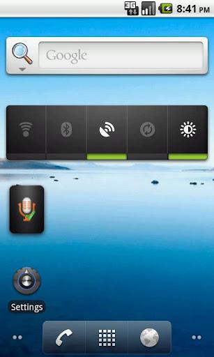 AutoCallRecorderPRO - screenshot