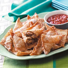 Southwestern Appetizer Triangles Recipe