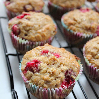 Banana Cranberry Muffins Low Fat Recipes
