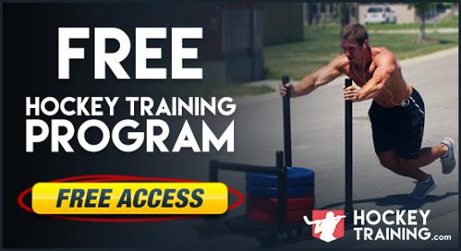 Free hockey training program
