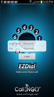 Screenshot of EZDial : Free Video Call & SMS
