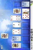 Screenshot of Star Solitaire