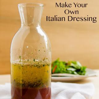 Dry Italian Dressing Mix Recipes