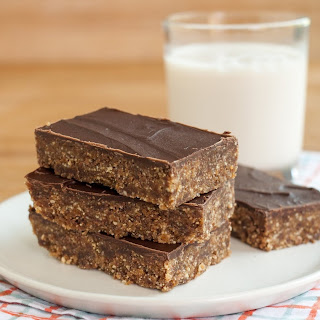 No Bake Peanut Butter Energy Bars Recipes