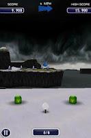 Screenshot of Golf 3D