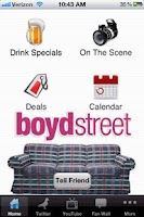 Screenshot of BoydStreet Magazine
