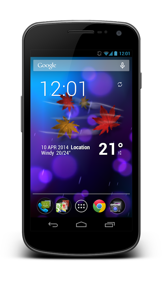 Weather Animated Widgets Screenshot 5