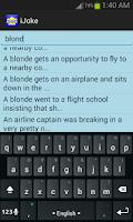 Screenshot of iJoke - Funny Jokes