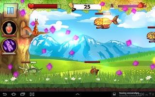 Screenshot of Magic Nuts