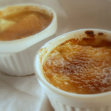 Baked Apple Brulee